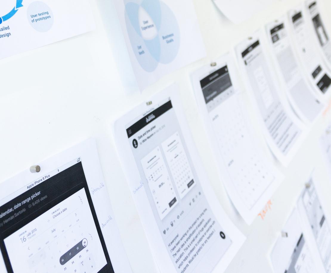 Disegni prototipi